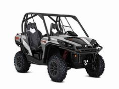 New 2017 Can-Am Commander XT 800R ATVs For Sale in Texas. Loaded with features and technology that take value to a new level, the Commander XT is built with best-in-class power, a versatile dual-level cargo box, and rider-focused features perfect for the job site or the trails.