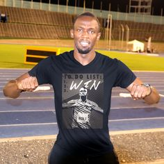 Buy the Usain Bolt Foundation t-shirt