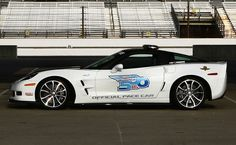 The 2013 60th Anniversary Corvette ZR1 will be the official Pace Car of the 96th Indianapolis 500.