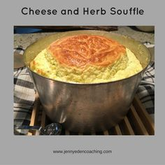Herbed Ricotta Souffle Recipe — Dishmaps