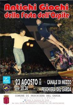 Festa dell'Ospite a Peschiera del Garda il 23 Agosto @gardaconcierge