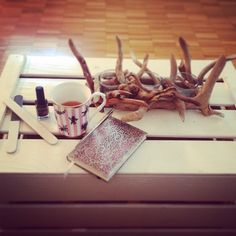 Planner 2015 | Manicure | Tea from www.lartea.ch | Candellight - a perfect Me Evening