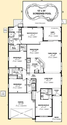 Wildflower series rjm custom homes interior design for Draw my floor plan online free