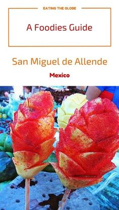 A Foodies Guide To San Miguel de Allende, Mexico