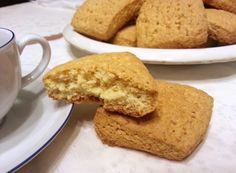 Rustic yogurt biscuits  A recipe for those who want to eat a cookie with  ancient and rustic taste. In one recipe a set of ingredients that explode in the simplicity and lightness of yogurt that gently caresses the biscuit.