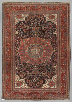 35166. ORIENTALISK MATTA. Farahan, 405 x 280 cm. – Auctionet