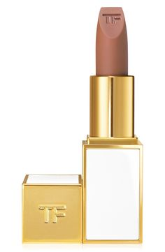 Tom Ford Ultra-Rich Lip Color gives lips full coverage and high shine while moisturizing so they appear smoother, softer and suppler.