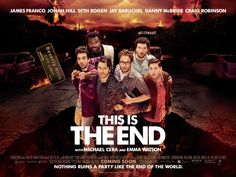 This is The End (2013) ★★