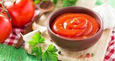 Keczup domowy - sprawdzony przepis Soup, Pudding, Ethnic Recipes, Desserts, Shabby Chic, Tailgate Desserts, Deserts, Custard Pudding, Puddings