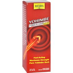 Natural Balance Yohimbe Power Max 2000 - 2 oz - Pure Yohimbe Bark ExtractMaximum Potency - Fast Acting Organic: NA Gluten Free: No Dairy Free: No Yeast Free: No Wheat Free: No Vegan: No Kosher: No GMO Free: NA Summer Melt Risk? No Country Origin: USA Dimensions: 1.6 in. L x 1.6 in. W x 4.8 in. H Pack: 1 Size: 2 FZ Selling Unit: each. Health Beauty. Weight: 0.32