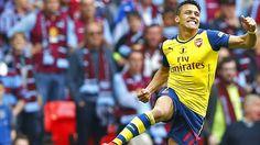 2015 FA Cup final: FT - Arsenal 4-0 Aston Villa - BBC Sport