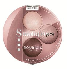 Bourjois Smoky Eyes Trio Eyeshadow No.05 Rose Vintage