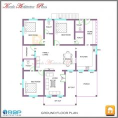 Fascinating Kerala Style Single Storied House Plan And Its Elevation Story Plans Pictures Floor