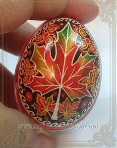 The colorful art of decorating EASTER EGGS, or PYSANKY, has been a Ukrainian tradition for over ten centuries. Growing up Ukrainian meant that Easter would bring the traditions of hot beeswax and food coloring combined