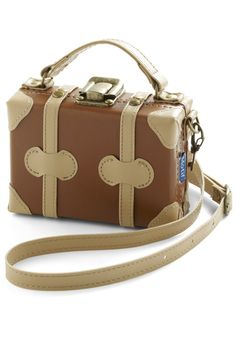 Nick's On the Movie Camera Case - Brown, Travel