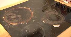 Comment remettre à neuf une plaque de cuisinière! Une recette simple et…