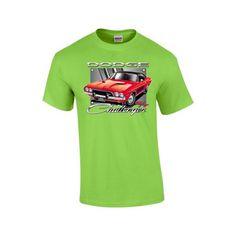 Dodge Challenger RT Muscle Car T-Shirt #muscletees
