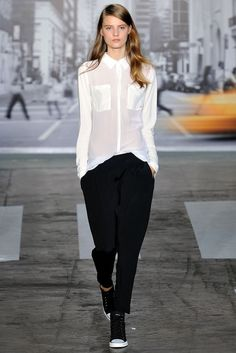 DKNY Spring 2013 Ready-to-Wear - Collection - Gallery - Style.com