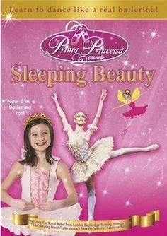 Dance along to this fun-filled show for kids. Learn ballet steps and watch real ballet. Prima Princessa Sleeping Beauty