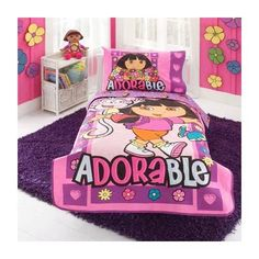46 best dora bedroom images dora the explorer bedroom ideas rh pinterest com