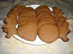 Grandma's Gingerbread Cookie Recipe http://recipemarketing.blogspot.com/2011/12/grandmas-gingerbread-cookie-recipe.html  #Recipes #Cookies #Ginger bread
