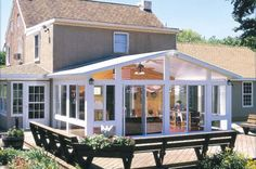 103 Best Sunroom Images Sunroom House With Porch Four