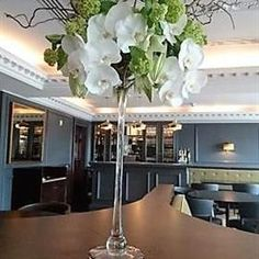 Corporate - The Green Room Florist Roundwood Desk Arrangements, Flower Boutique, A Night To Remember, Flowers Delivered, Seasonal Flowers, Funeral Flowers, Green Rooms, Reception Areas, Wow Products