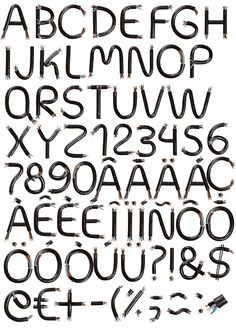 black wire font - Google Search