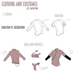 It's Not Bat-ah-win — A few people have asked for tips about clothing...