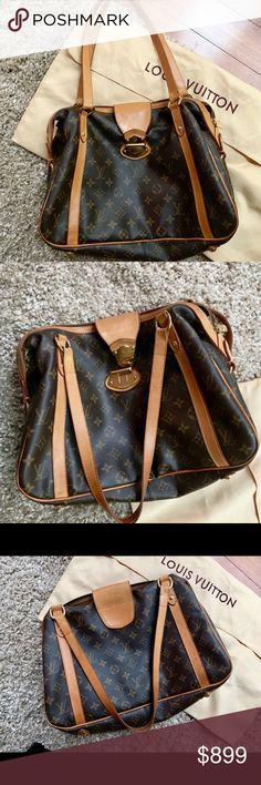 Louis Vuitton Monogram Stresa shoulder bag 86aa5152c37e7