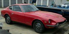 1970 1/2 Datsun 240Z