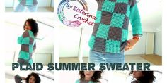 Crochet patterns Archives - Page 10 of 20 - ByKaterina Crochet Poncho, Crochet Scarves, Free Crochet, Crochet Tops, Summer Sweaters, Crochet Woman, Happy Colors, Crochet Projects, Crochet Patterns