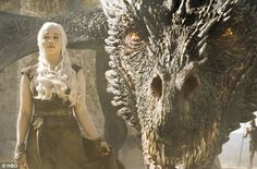 Hit show: HBO is developing four Game Of Thrones spin-offs, it was revealed on Thursday...
