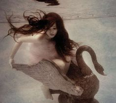 Underwater Fairytale Photography - Little Girl Mermaid Imagery by Elena Kalis (GALLERY)