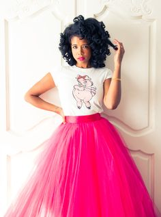 Kelis - I want that skirt!