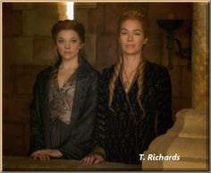 S4 - E5: Tommen is crowned; Cersei & Margaery talk about Margaery's future as Queen
