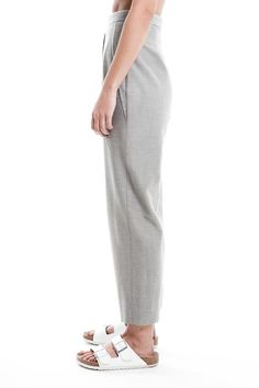 HofS - Grey Cigarette Pants