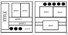 2 pages 5 photos