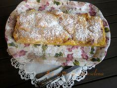 Topfenstrudel  (Strudel de queso) - Cocinas del Mundo (Österreich-Austria)