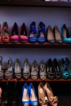Katy Perry Part of Me photo shoot. So many options! #KP3D. Shoes!
