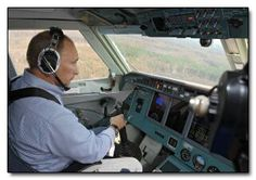 What would be a memorable event in anyone's life, flying a plane filled with water was just another day for Putin. He's had more kickass vehicles under his command than Optimus Prime; he flew a Tu-160 supersonic heavy bomber in an air show, and a Russian Sukhoi Su-27 over Chechnya in 2000. For anyone lacking the historical context, Chechnya in 2000 was one of the worst places to hang out in a fighter jet, and an even worse place to do so as the Russian President.