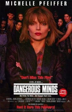 Dangerous Minds 11x17 Movie Poster (1995)