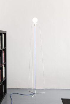 Easy Lamp White - Floor Lamp