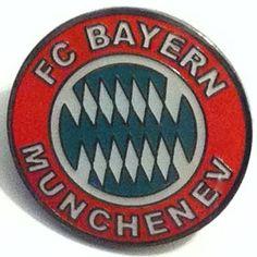 Bayern Munich Metal Pin Badge