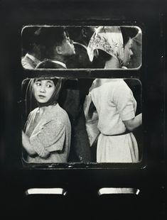 William Klein :: Subway, Tokyo, 1961 / via ohwiewunderbar more [+] by this photographer Fine Art Photography Galleries, Contemporary Photography, Artistic Photography, Abstract Photography, Vintage Photography, Film Photography, Street Photography, People Photography, Richard Avedon