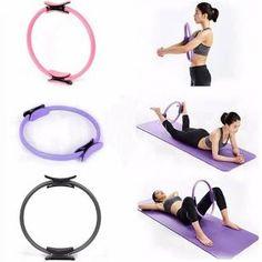 Pilates Workout Routine, Pilates Training, Pilates Ring Exercises, Yoga Pilates, Aerobics Workout, Pilates Reformer, Workout Videos, Club Pilates, Beginner Pilates