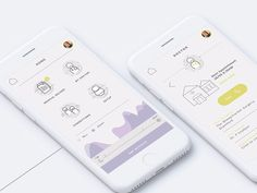 Ami - Medical app design