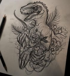 Work some tattoo flashs for the Warsaw tattoo convention #flashworkers #toptattooflash #blackflashwork #blackworkers #blacktattooing #btattooing #blackworkerssubmission #inkstinctsubmission #onlythedarkest #onlyblackart #silverbackink #velociraptor #velociraptortattoo #tattoo #inked