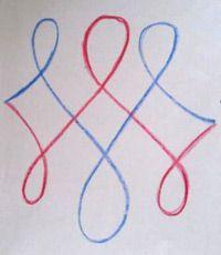 Resultat d'imatges de dibujo de forma waldorf