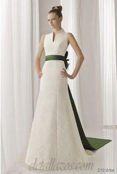 vestidos de novia color gris perla - Buscar con Google